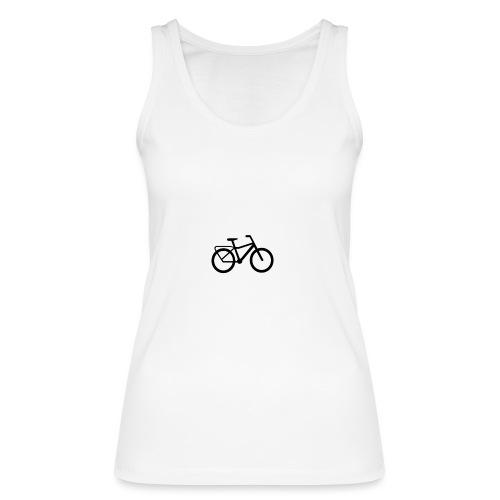 BCL Shirt Back White - Women's Organic Tank Top by Stanley & Stella
