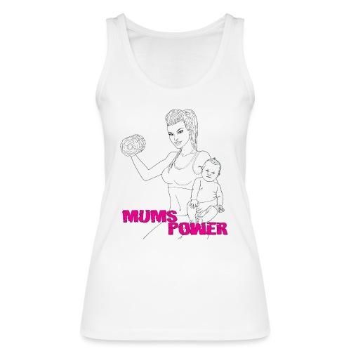 MUMS POWER - Camiseta de tirantes ecológica mujer de Stanley & Stella