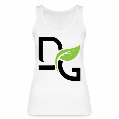 DrGreen Logo Symbol schwarz grün - Frauen Bio Tank Top von Stanley & Stella