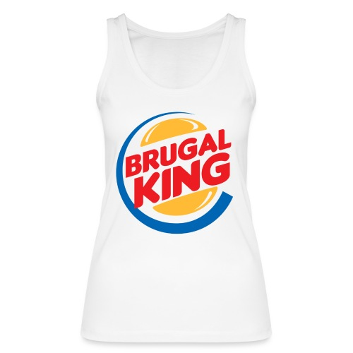 Brugal King - Camiseta de tirantes ecológica mujer de Stanley & Stella