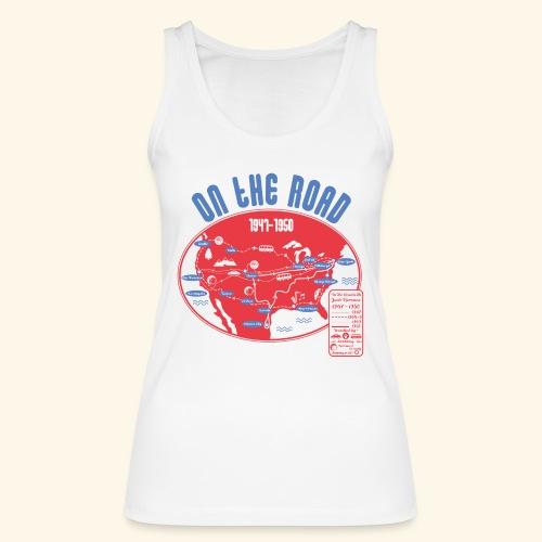 TShirtOntheRoad copy - Camiseta de tirantes ecológica mujer de Stanley & Stella