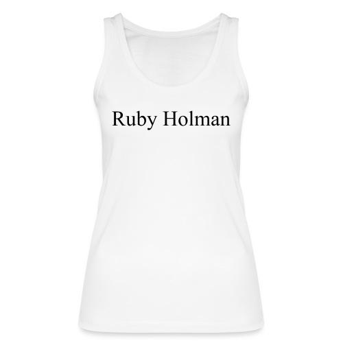 Ruby Holman - Débardeur bio Femme