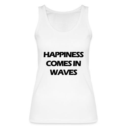 Happiness comes in waves - Ekologisk tanktopp dam från Stanley & Stella