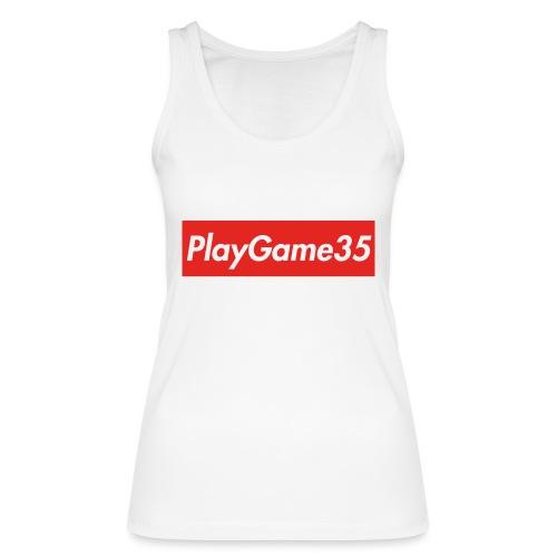 PlayGame35 - Top ecologico da donna di Stanley & Stella