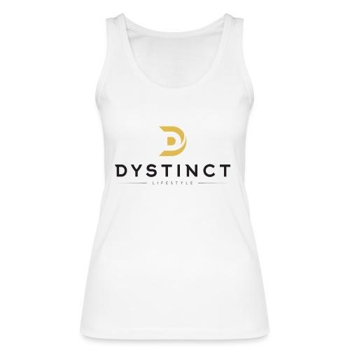 Dystinct Large Logo - Women's Organic Tank Top by Stanley & Stella