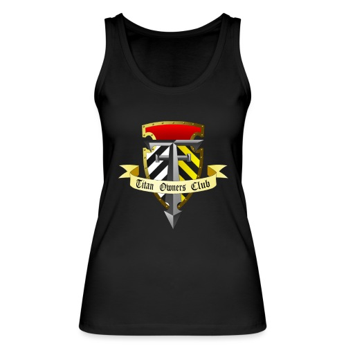 TOC Gothic Clear Background 1 - Women's Organic Tank Top by Stanley & Stella