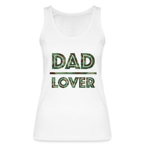 DAD LOVER - Ekologisk tanktopp dam från Stanley & Stella