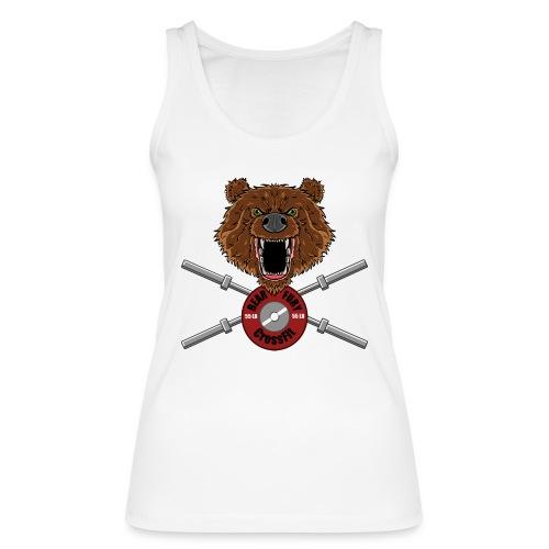 Bear Fury Crossfit - Débardeur bio Femme