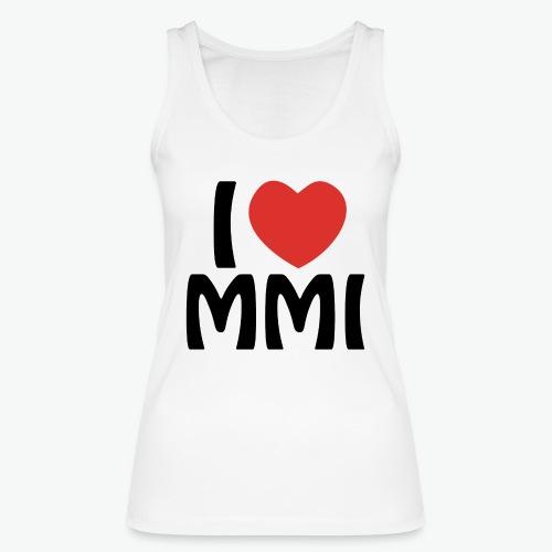 I love MMI - Débardeur bio Femme