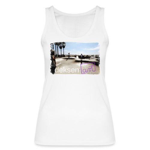 Los Angeles Part 2 - Women's Organic Tank Top by Stanley & Stella