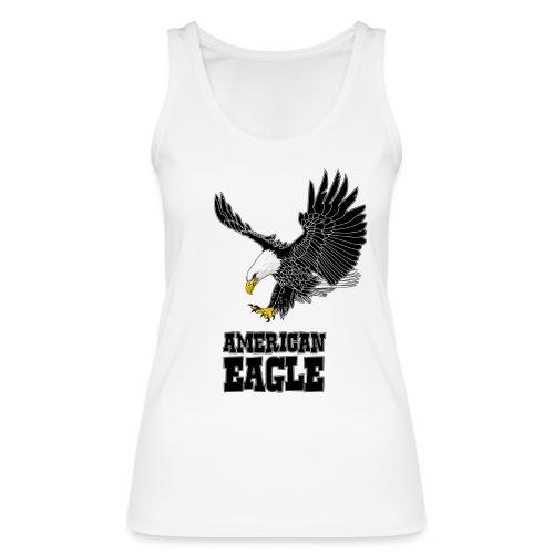 American eagle - Vrouwen bio tanktop van Stanley & Stella