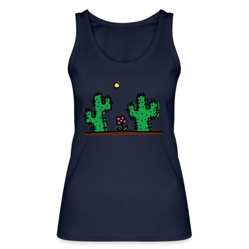 Cactus - Top ecologico da donna di Stanley & Stella