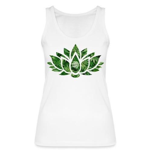 LotusCannabis - Women's Organic Tank Top by Stanley & Stella