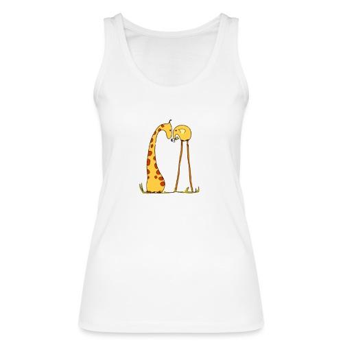 Maglietta San Valentino Tenera | con Animali - Top ecologico da donna di Stanley & Stella