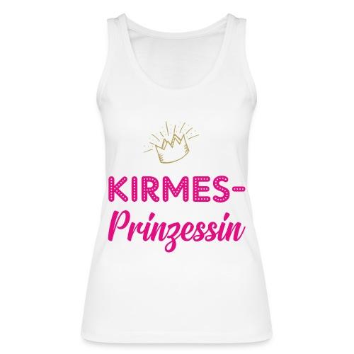 Kirmes-Prinzessin - Frauen Bio Tank Top von Stanley & Stella