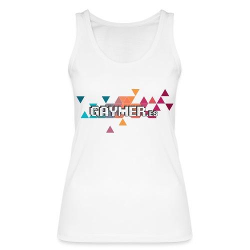 Logo Gaymer.es - Camiseta de tirantes ecológica mujer de Stanley & Stella