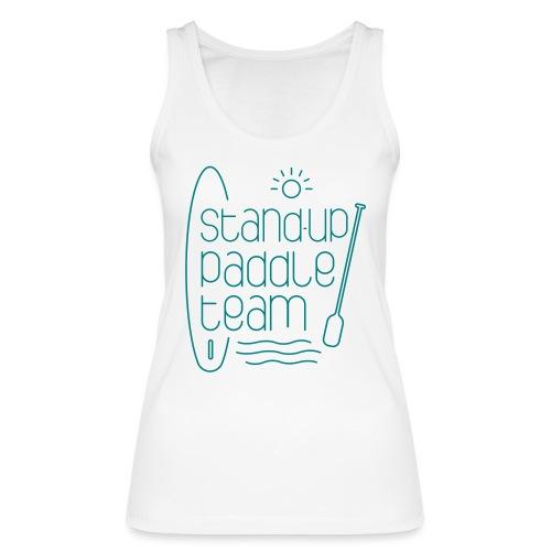Stand-up paddle team - Débardeur bio Femme