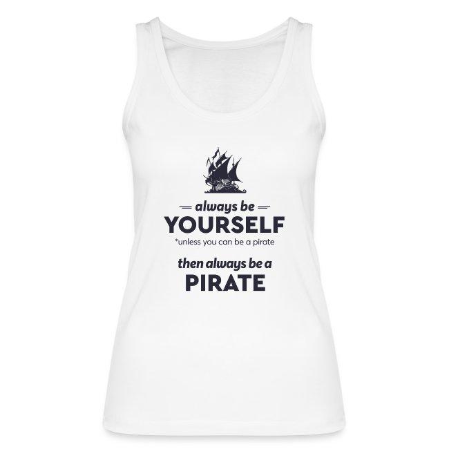 Be a pirate (dark version)