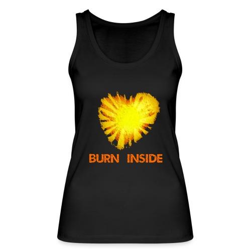 Burn inside - Top ecologico da donna di Stanley & Stella