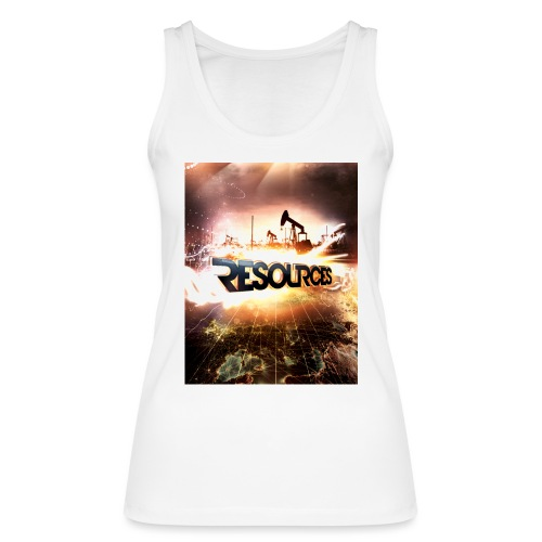 RESOURCES Splash Screen - Frauen Bio Tank Top von Stanley & Stella