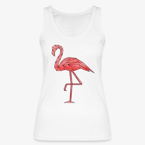 Flamingo Geometrisch - Frauen Bio Tank Top von Stanley & Stella