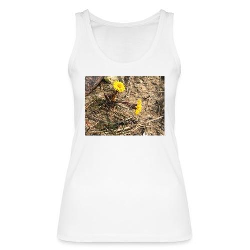 The Flower Shirt - Følfod - Økologisk Stanley & Stella tanktop til damer
