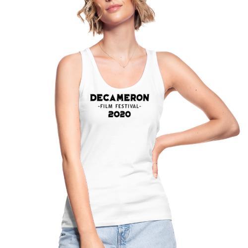 DECAMERON Film Festival 2020 - Women's Organic Tank Top by Stanley & Stella