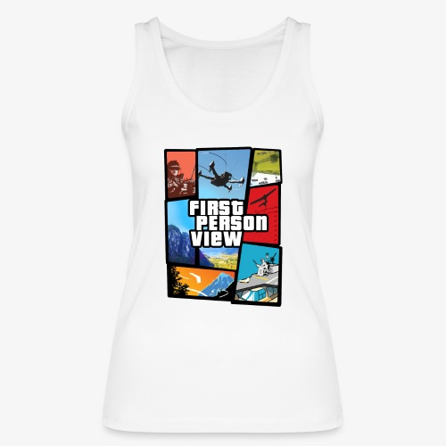 Ultimate Video Game - Women's Organic Tank Top by Stanley & Stella