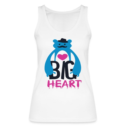 Big Heart Monster Hugs - Women's Organic Tank Top by Stanley & Stella