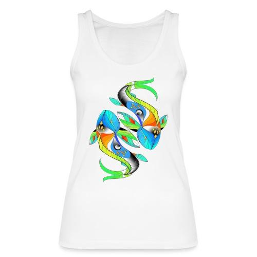 Regenbogenfische - Frauen Bio Tank Top von Stanley & Stella