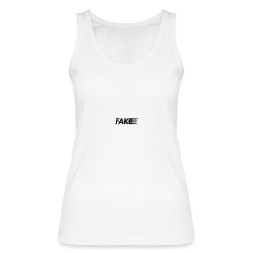 fake logo corruped - Top ecologico da donna di Stanley & Stella