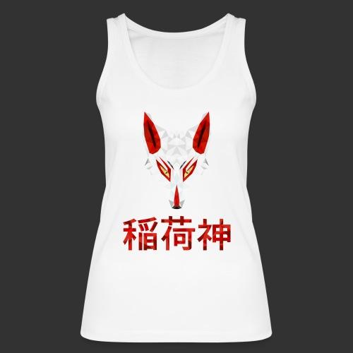 Inari Fox (稲荷神) - Débardeur bio Femme