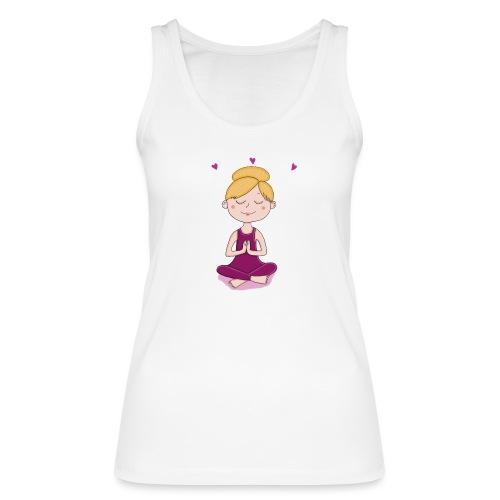 Meditation - Frauen Bio Tank Top von Stanley & Stella