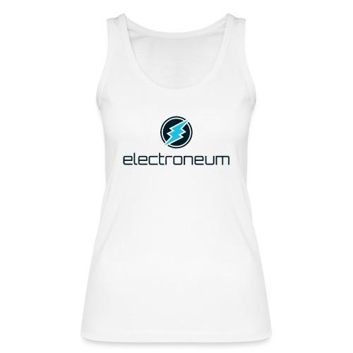 Electroneum - Women's Organic Tank Top by Stanley & Stella