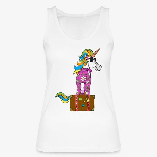 Unicorn trip - Débardeur bio Femme