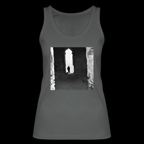 Misted Afterthought - Women's Organic Tank Top by Stanley & Stella