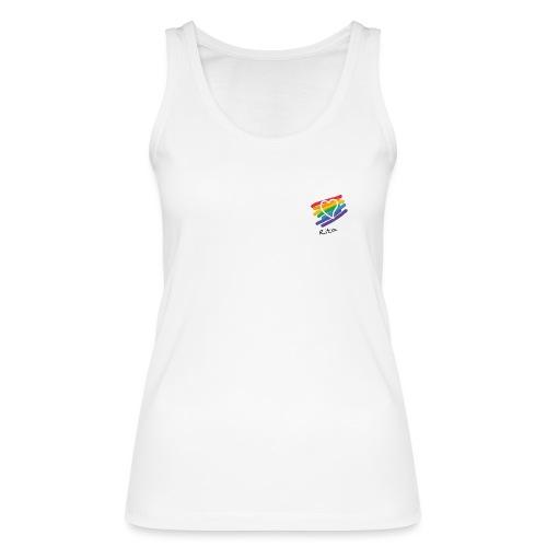 Rita color - Camiseta de tirantes ecológica mujer de Stanley & Stella