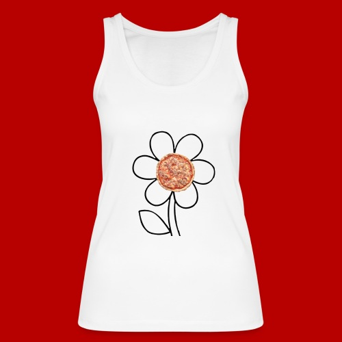 Pizzaflower Edition - Frauen Bio Tank Top von Stanley & Stella