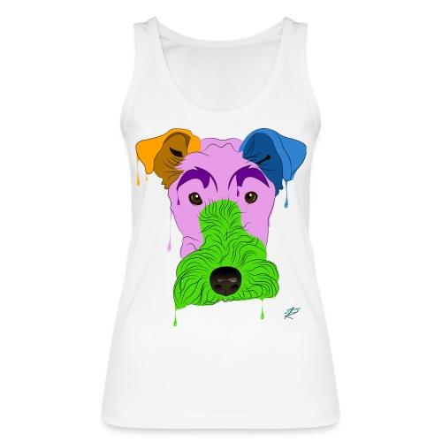 Fox Terrier - Top ecologico da donna di Stanley & Stella