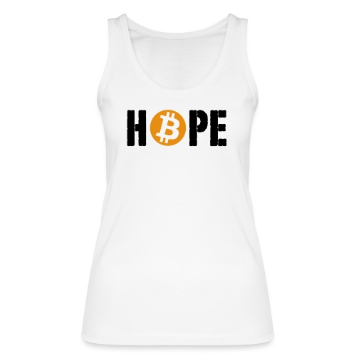 HOPE BTC - Débardeur bio Femme