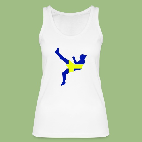 Ibra Sweden flag - Ekologisk tanktopp dam från Stanley & Stella