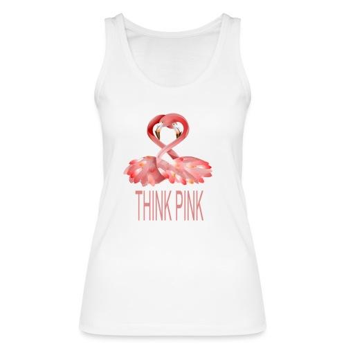 Flamingo - Frauen Bio Tank Top von Stanley & Stella