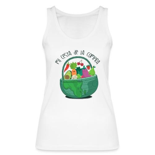 Mi cesta de compra - Camiseta de tirantes ecológica mujer de Stanley & Stella