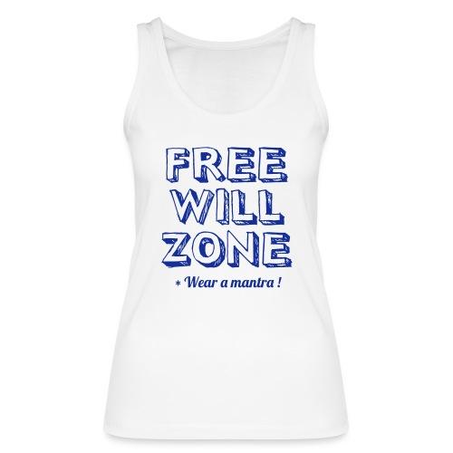FREE WILL ZONE - Top ecologico da donna di Stanley & Stella