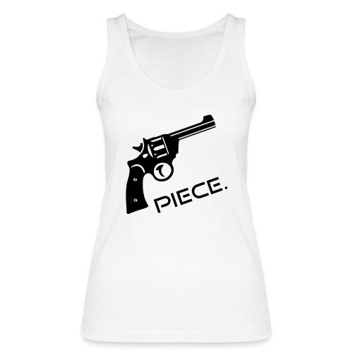 Waffe - Piece - Frauen Bio Tank Top von Stanley & Stella