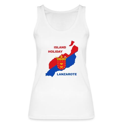 Lanzarote Holiday Insel Urlaub - Frauen Bio Tank Top von Stanley & Stella