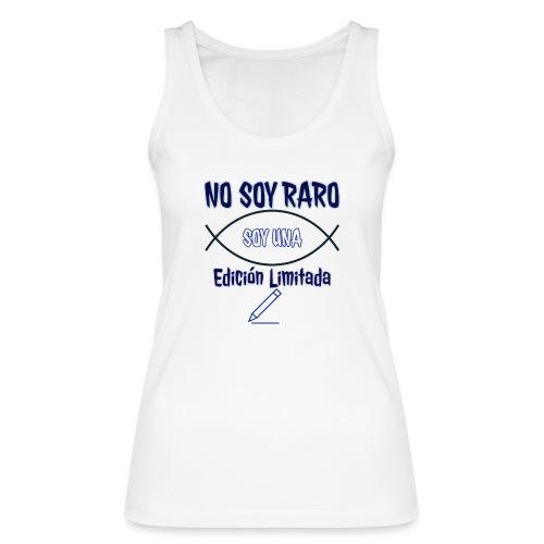Edicion limitada - Camiseta de tirantes ecológica mujer de Stanley & Stella