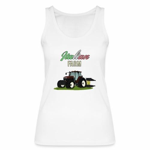 Italian Farm official T-SHIRT - Top ecologico da donna di Stanley & Stella