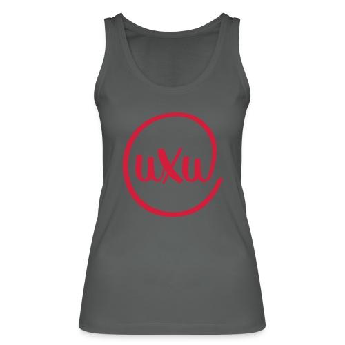 UXU logo round - Women's Organic Tank Top by Stanley & Stella