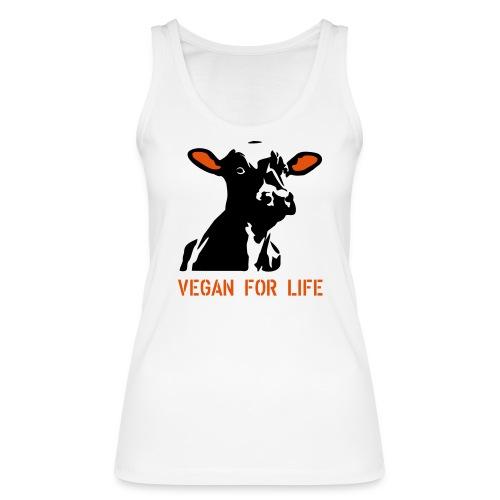colorida vegan for life - Frauen Bio Tank Top von Stanley & Stella